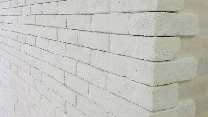 Barbie house 白いレンガ壁