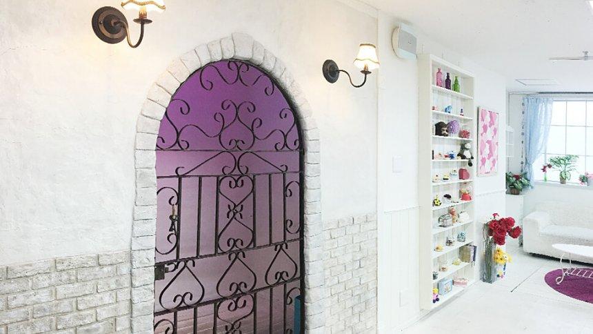 Barbie studio 白い壁2