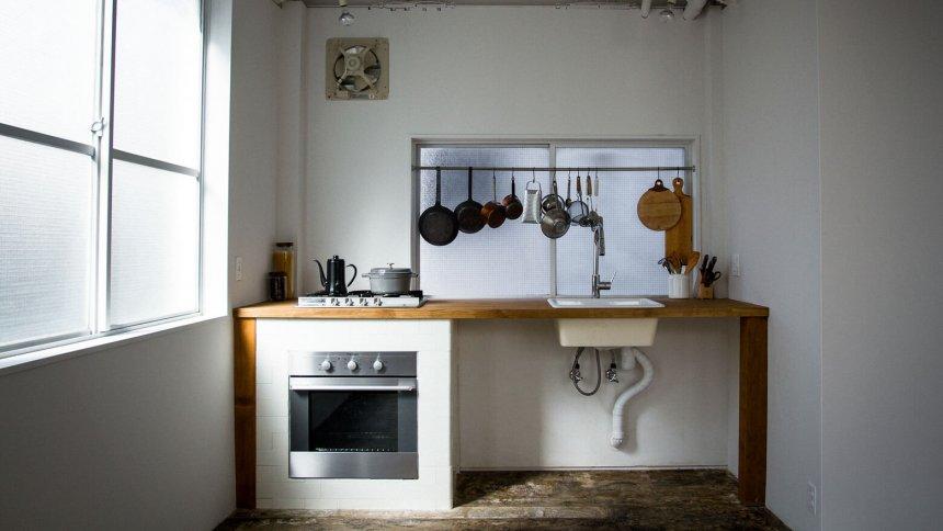 HOUSE STUDIO HEFT キッチン