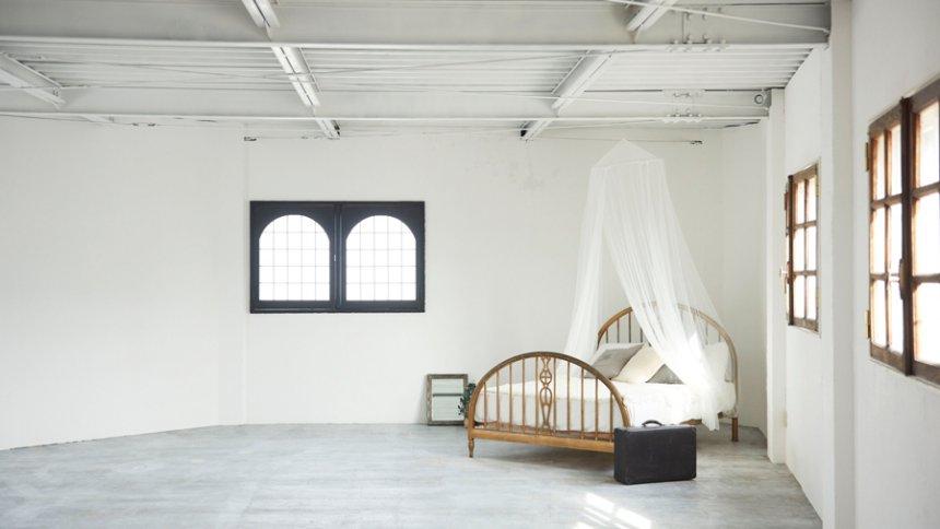 Studio Union ベッドルーム