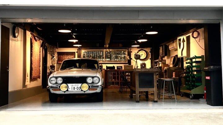 THE NEST ガレージスタジオ1