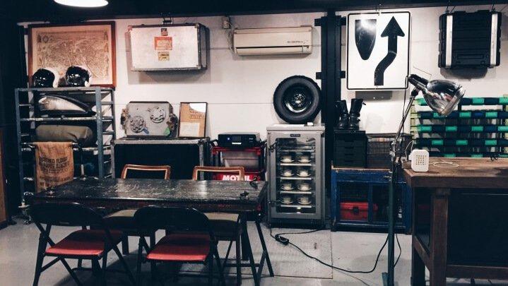 THE NEST ガレージスタジオ2