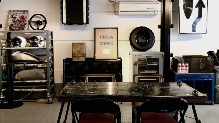 THE NEST ガレージスタジオ4