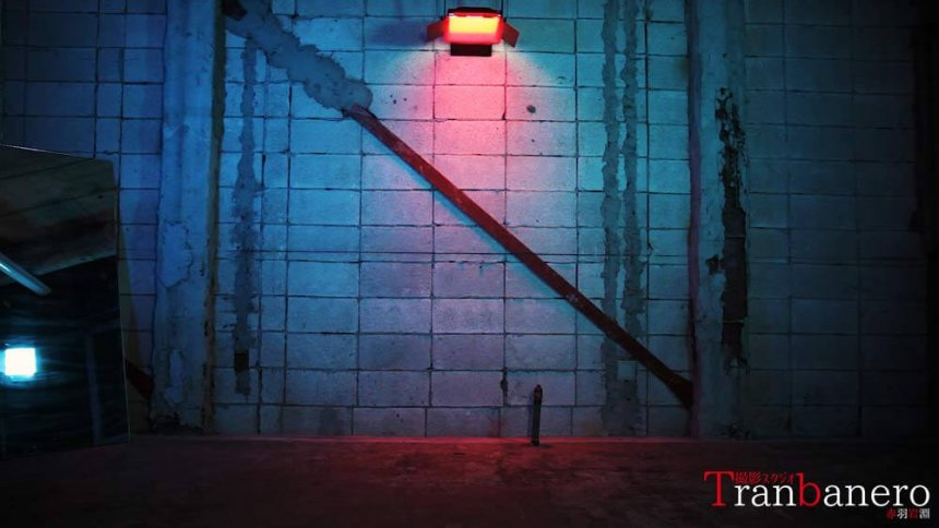Tranbanero コンクリート壁面2