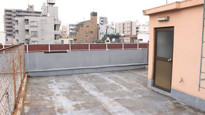 Tranbanero 屋上