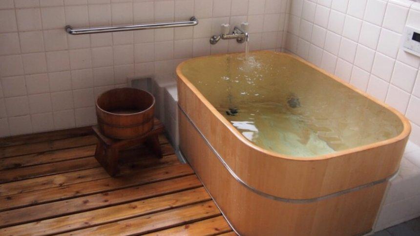 アルファスタジオ 風呂
