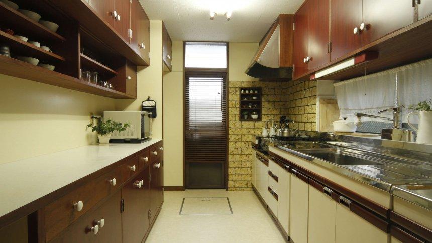 atelier a キッチン