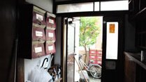 昭和レトロスタジオ 横浜 下宿 アパート 玄関