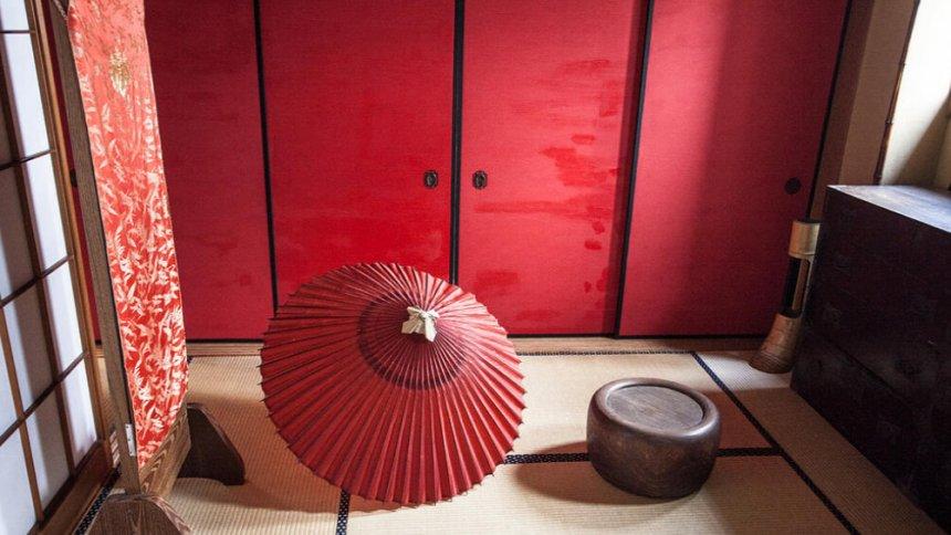 Rental studio コマチ堂 和室&番傘