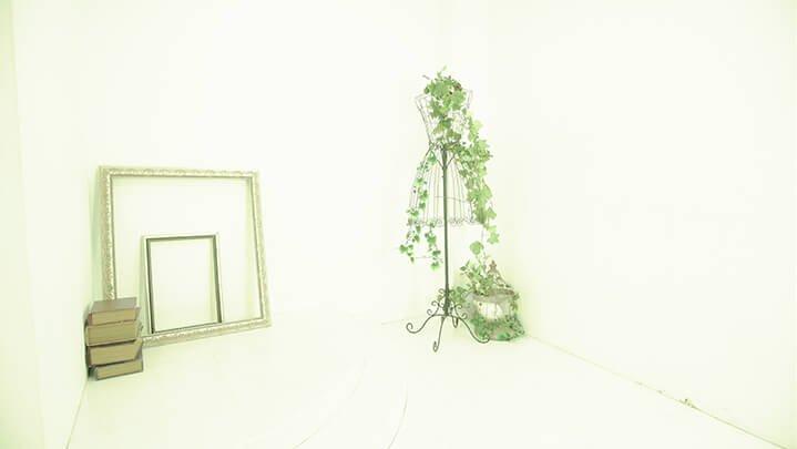 レンタルスタジオ LUCY 白い部屋