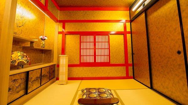 StudioBe 3号館 茶室