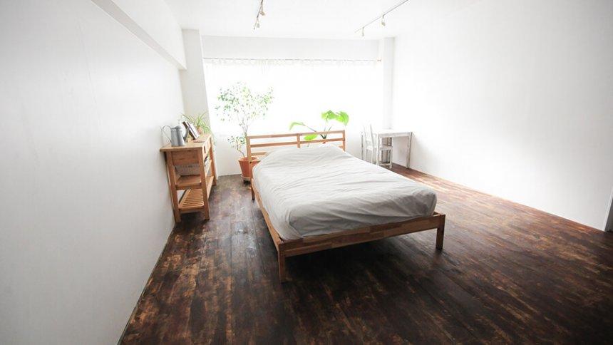 studio-cbox ベッドルーム