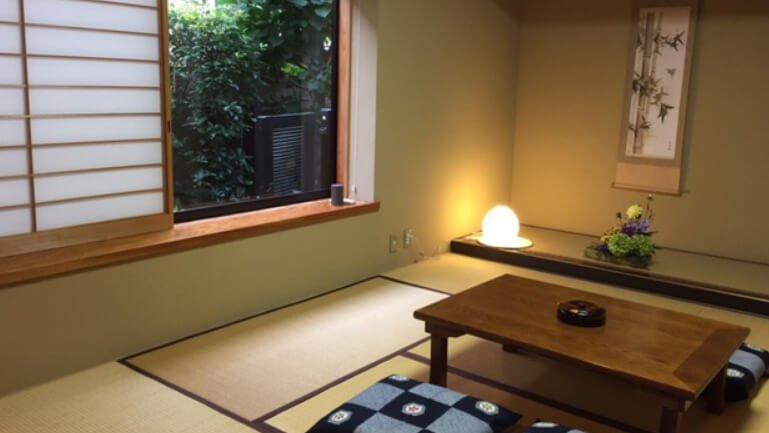 studio mon 上北沢スタジオ 和室