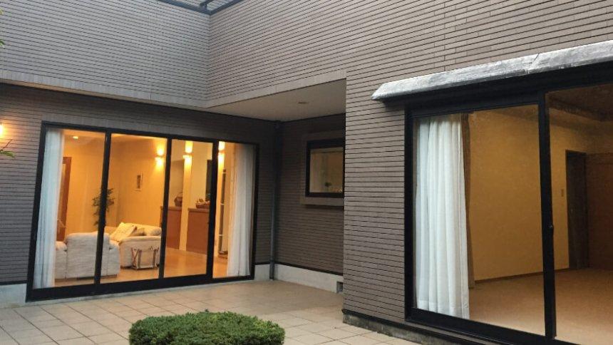 studio mon 上北沢スタジオ 庭