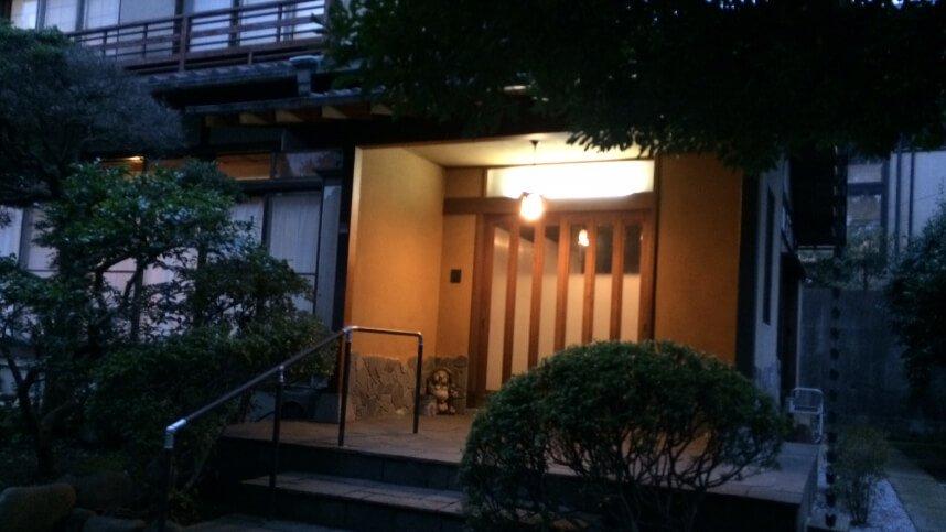 studio mon 尾山台スタジオ 玄関