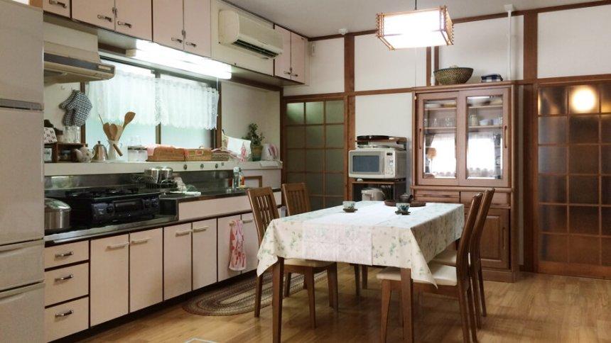 studio mon 尾山台スタジオ 昭和風キッチン