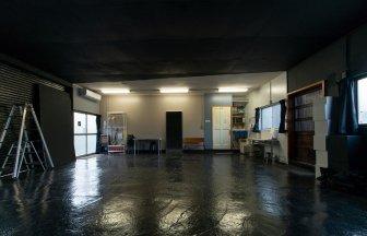 A STUDIO 1st コンクリート敷き1