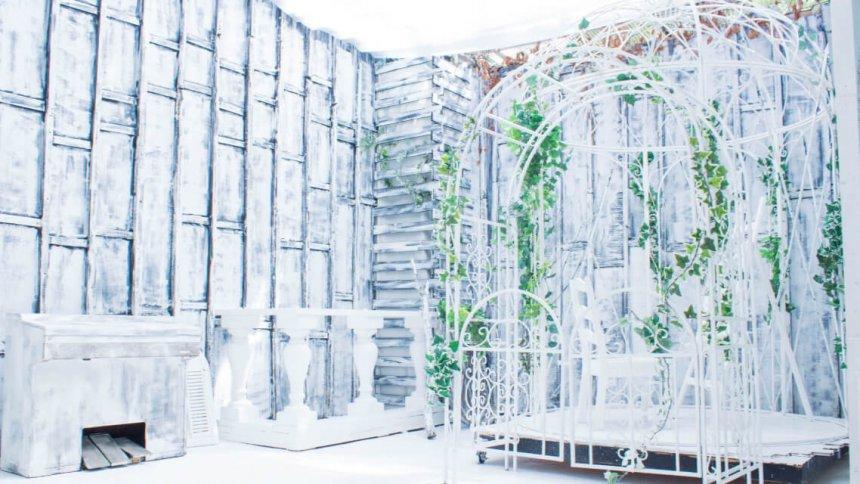 ai Ruin studio 白い廃墟