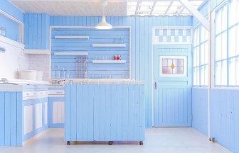 aiRis studio キッチン1