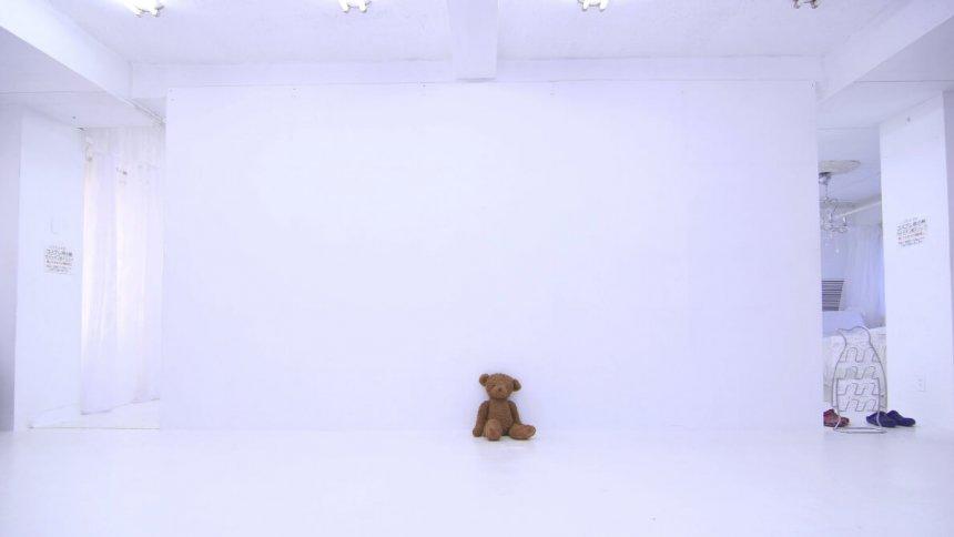 aiRoute studio 白ホリ