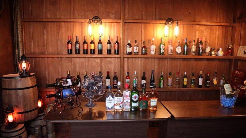 コスプレスタジオ ARIA バー