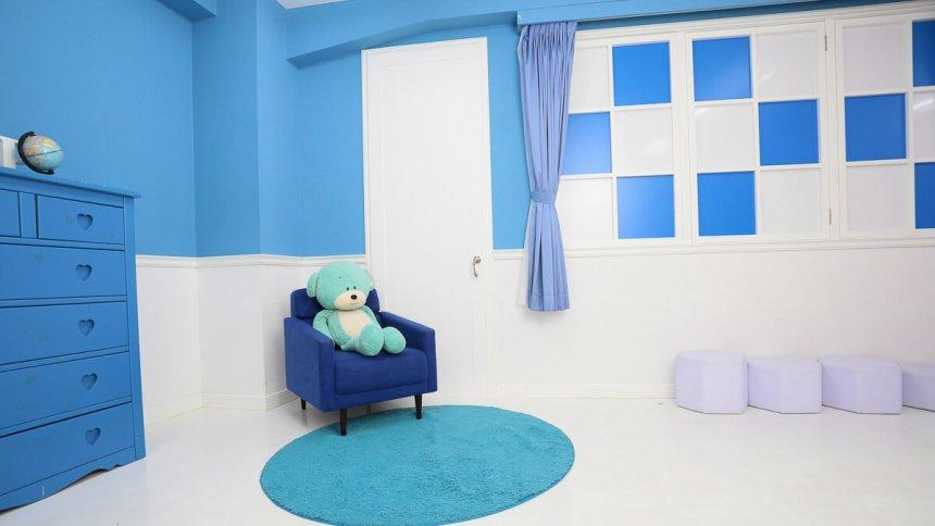 Fresh!Pastel Studio パステル調の部屋