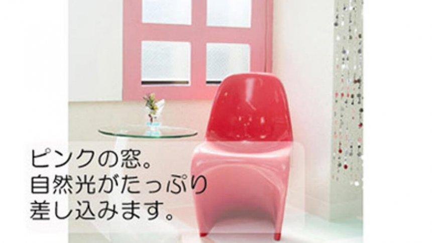 Fresh!Zero Studio ピンクの窓