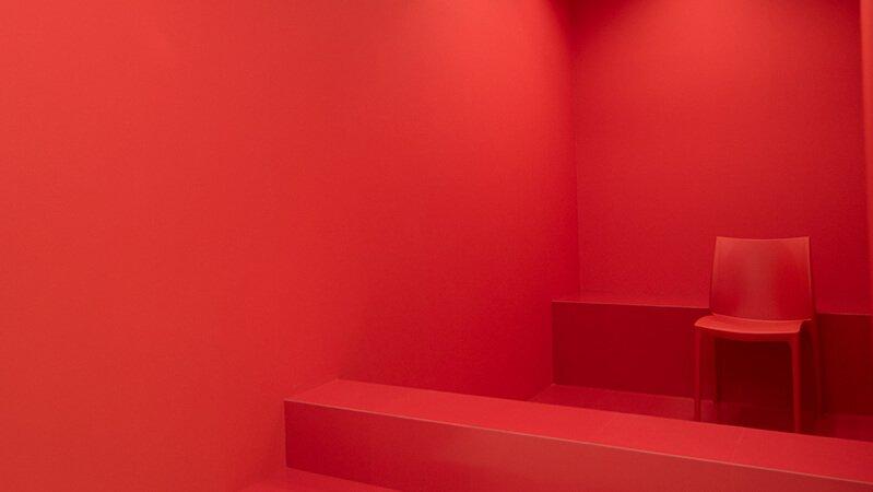 HACOSTADIUM cosset 池袋本店 赤い部屋