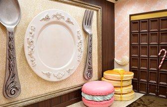 HACOSTADIUM cosset 池袋本店 お菓子の部屋1
