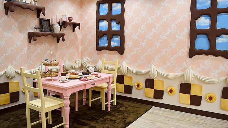 HACOSTADIUM cosset 池袋本店 お菓子の部屋2