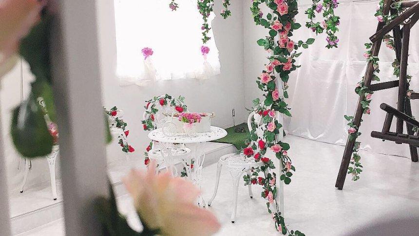 Studio COURTEA 薔薇園
