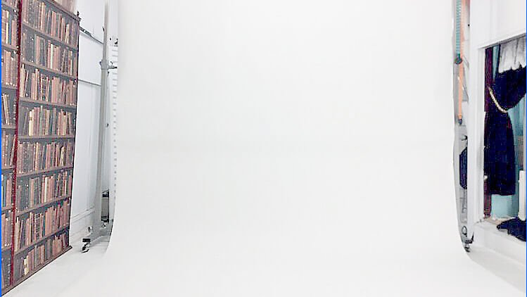 STUDIO HAMSTER 3匹目! 白ホリ&黒ホリ