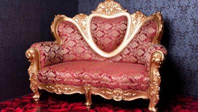 STUDIO HIDOUT バロック調の椅子