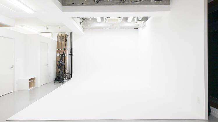 STUDIO LUMIS 渋谷神山町 白ホリ1