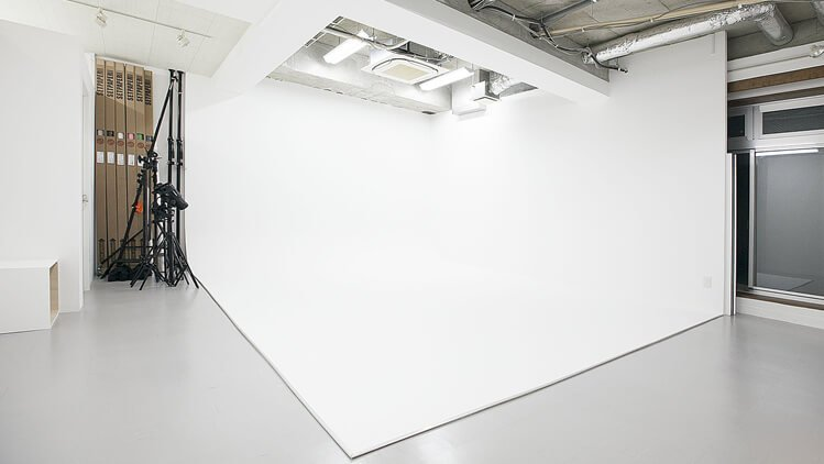 STUDIO LUMIS 渋谷神山町 白ホリ2