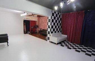 スタジオパンダ 1号店 白ホリ&ゴシック