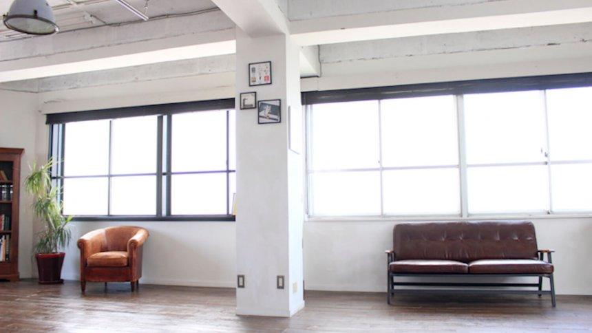 Studio pixie!野沢5F 自然光