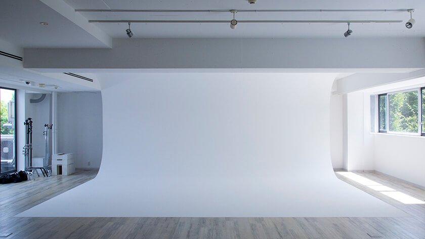 Studio TERRANOVA<Studio B> 白ホリ1