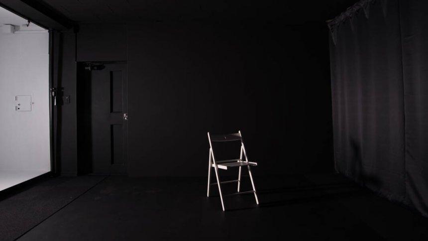 通販スタジオ 池袋スタジオ 黒ホリ1