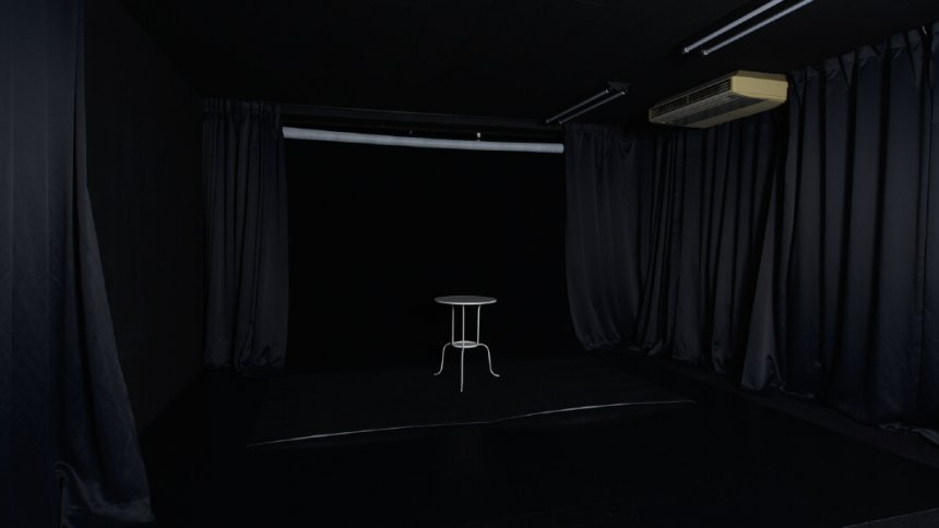 通販スタジオ 池袋スタジオ 黒ホリ2