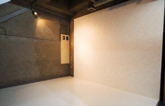 BANK STUDIO Aスタジオ 白ホリ1