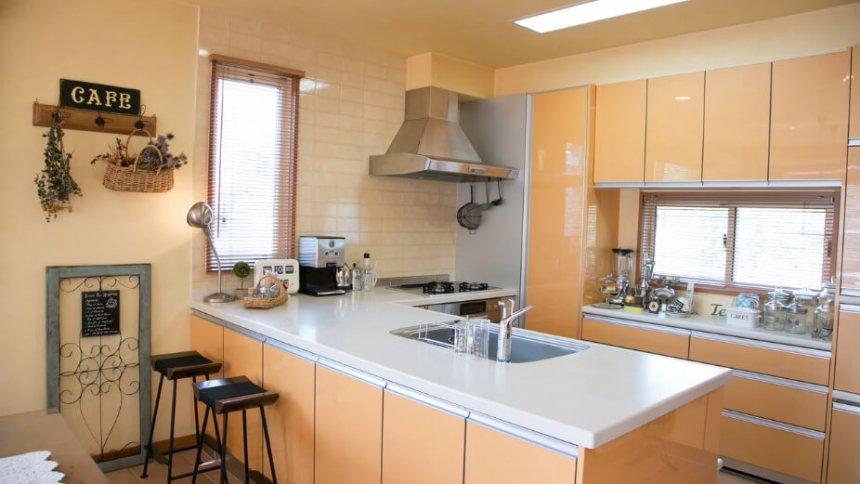 CIEL EMBRASE A-STUDIO キッチン