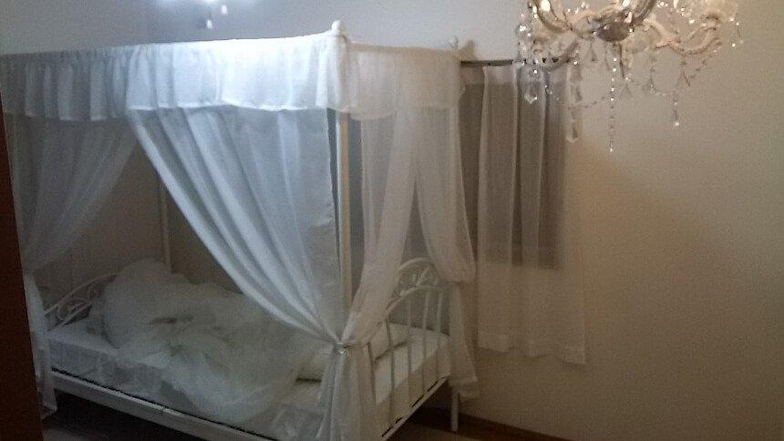 ドルフィンゲート 天蓋ベッド