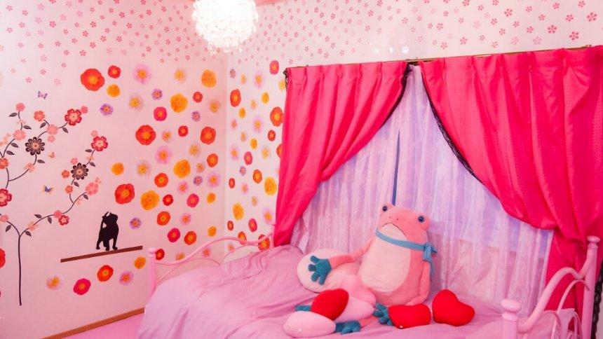 ドルフィンゲート Pink Room