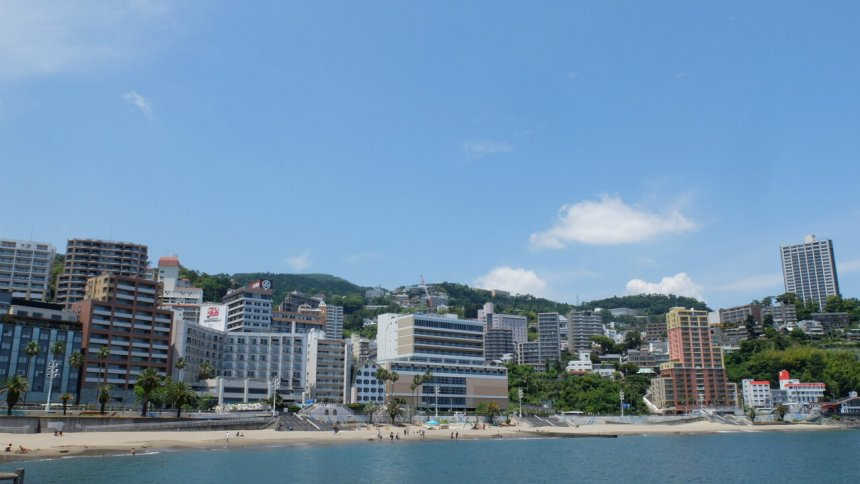 Fululu和風スタジオ熱海来宮 -熱海の家- 熱海の海辺
