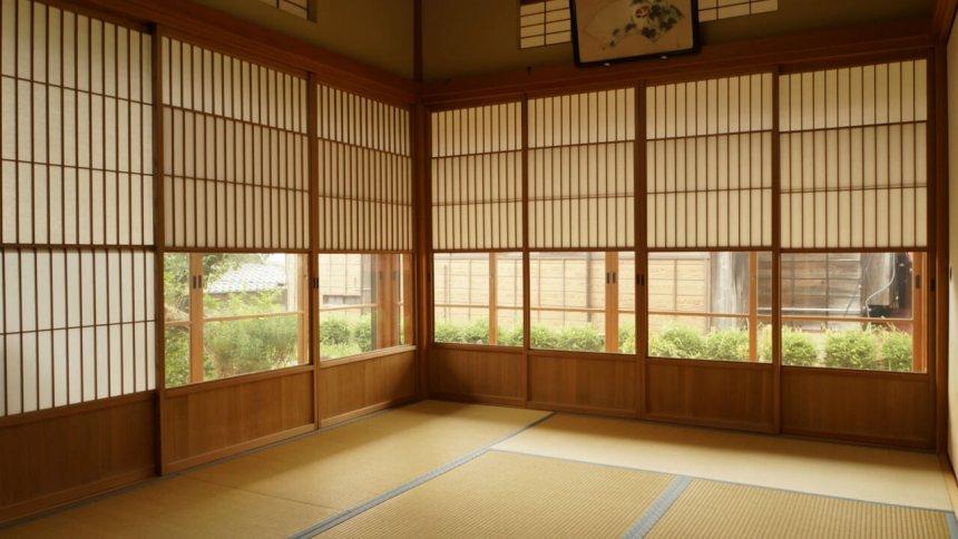Fululu和風スタジオ熱海来宮 -熱海の家- 和室