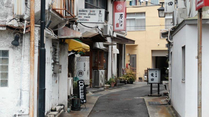 Fululu和風スタジオ熱海来宮 -熱海の家- 街並み