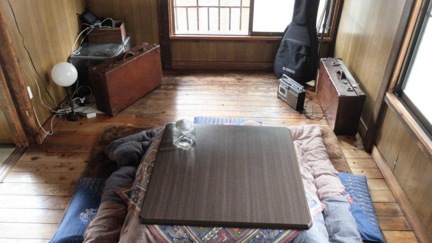 Fululu門仲ヴィンテージ1957 -福住の部屋- 古民家2