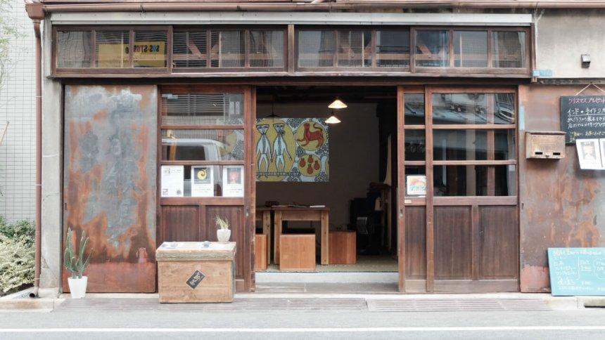 Fululu門仲ヴィンテージ1957 -福住の部屋- 外観3