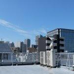 Fululuオフィス門前仲町-屋上ロケスペース- 屋上1